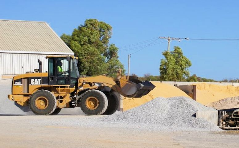Aggregates and Materials Sand